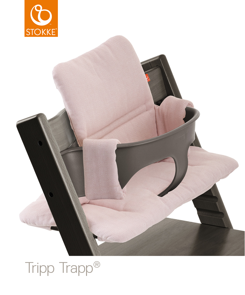 stokke tripp trapp cuscino imbottito cosebimbi tutto per l 39 infanzia. Black Bedroom Furniture Sets. Home Design Ideas