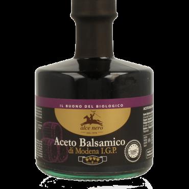 Alce Nero aceto balsamico di Modena IGP 4 foglie 250ml