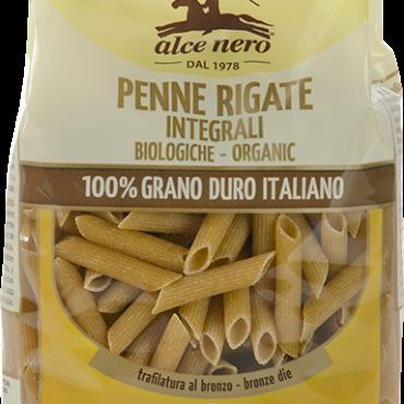 Alce Nero penne rigate di grano duro integrali 500gr