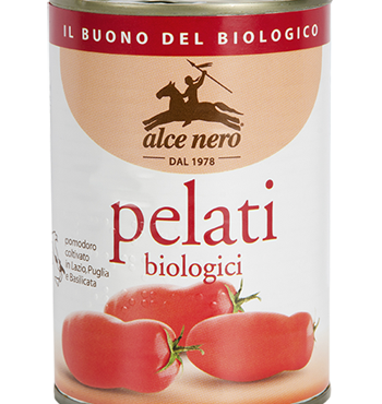 Alce Nero pomodori pelati biologici 400gr