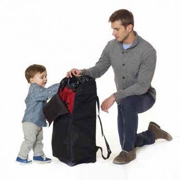 Baby Jogger borsa per City Mini Zip spaziosa
