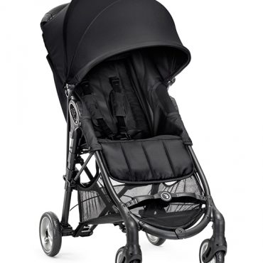 Baby Jogger City Mini Zip colore black