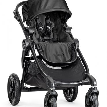 Baby Jogger City Select colore black