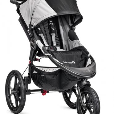 Baby Jogger City Summit x3 colore black gray