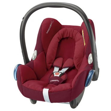 Bebe Confort Cabriofix colore robin red