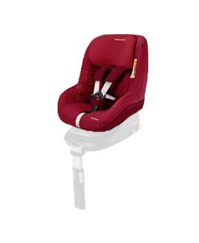 Bebe' Confort Pearl segg.auto gruppo 1 colore raspberry red