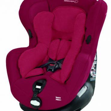 Bebe Confort seggiolino auto Iseos Neo Plus colore raspberry red