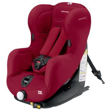 Bebe' Confort Iseos Isofix colore raspberry red