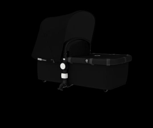 Bugaboo Set Personalizzato Tela Cameleon 3 colore nero