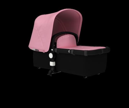 Bugaboo Set Personalizzato Tela Cameleon 3 colore soft pink