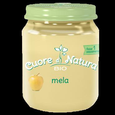 Cuore di Natura Bio mela 110gr
