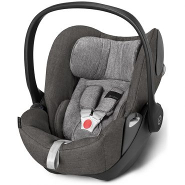 Cybex Aton Q plus Manhattan grey grigio