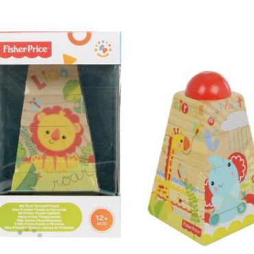 Fisher Price il mio primo puzzle a piramide impilabile