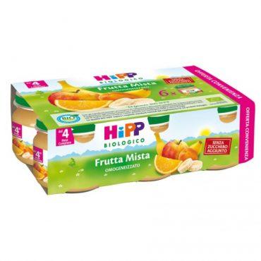 Hipp omogeneizzato frutta mista x6 80gr