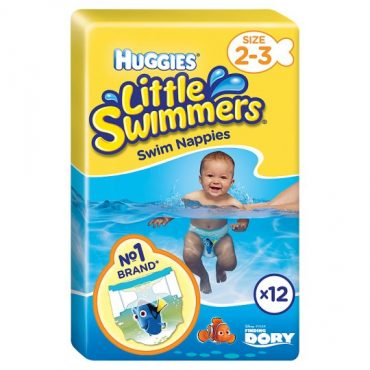 Huggies Little Swimmer 2-3 2016