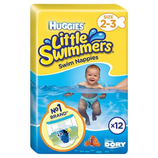 Huggies little swimmer 2 3 cosebimbi tutto per l 39 infanzia - Pannolini da piscina ...