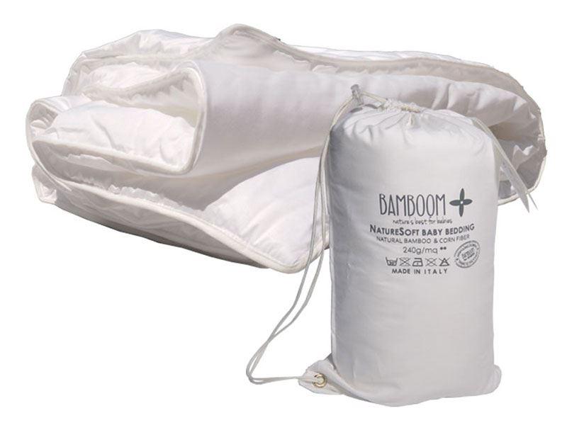 best service 45843 1ba05 Bamboom NatureSoft piumino per lettino