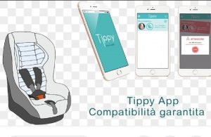 Tippy dispositivo antiabbandono 2