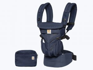 Ergobaby Omni 360 Marsupio Air mesh midnight blue