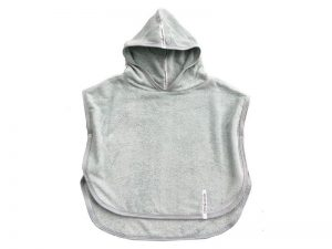 Bamboom BathPoncho greyblu
