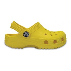 Crocs Classic Clog K giallo
