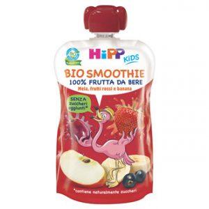 Hipp Smoothie Mela Frutti rossi e banana 120ml