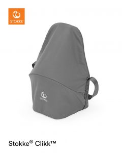 Stokke Clikk Travel Bag dark grey